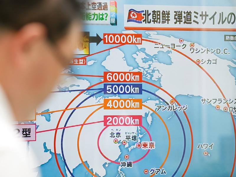 После предполагаемого ядерного испытания в КНДР превышений радиационного фона на территории Приморского края не зафиксировано