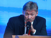 Готовность россиян голосовать за выдуманного фаворита Путина - признак абсолютного доверия, заявил Песков