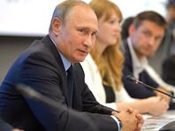 """Кроме того, как отмечает пресс-служба Кремля, в ходе беседы Путин подчеркнул, что в последнее время Россия старается """"побольше делать в сфере развития высоких технологий, информационных технологий и так далее"""""""