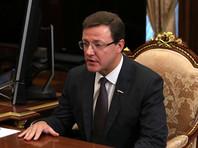 Назначен врио главы региона Дмитрий Азаров