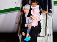 Не Карауловы: привезенных из ИГ* россиянок с детьми в Чечне судить не будут
