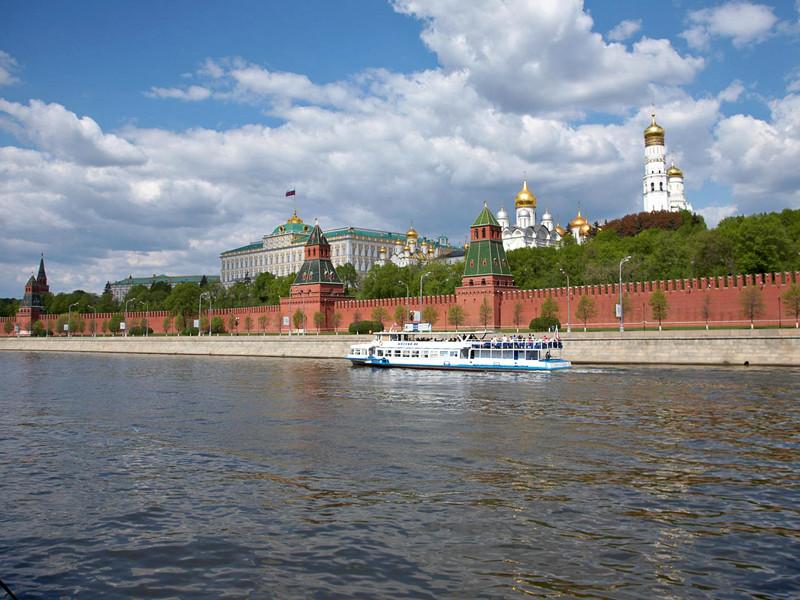 В Кремле не думали об участии женщины в выборах президента