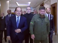Кадыров  встретился в Грозном с вице-премьером Ливии: обсуждали роль РФ в примирении сторон ливийского конфликта