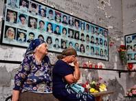 В Беслане началась ежегодная трехдневная вахта памяти по жертвам теракта 2004 года