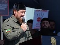 """Кадыров сообщил, что его ультимативные высказывания в адрес властей РФ по ситуации в Мьянме """"исковеркали и переврали"""""""