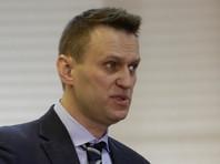 Навальный рассказал о новом нападении