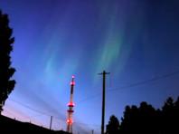 Россияне не спят ночами, делая редкие фото полярного сияния, вызванного мощнейшей вспышкой на Солнце (ФОТО, ВИДЕО)