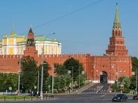 Мужчина из Ростовской области попытался въехать в Кремль на разговор к Путину через Боровицкие ворота