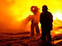 В Ставропольском крае во время пожара на химзаводе погиб человек