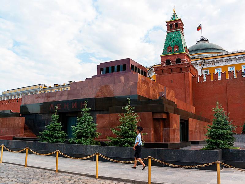 Правительство РФ отвергло законопроект о захоронении Ленина