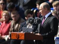 """Путин в канун муниципальных выборов заявил, что Москва заслужила """"почитание граждан России"""""""