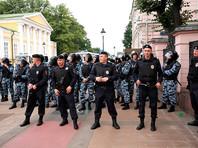 Задержаны два десятка участников несанкционированной акции в поддержку народа рохинджа у посольства Мьянмы в Москве
