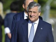 Запланированный на 1 октября референдум о независимости Каталонии незаконен, считает председатель Европейского парламента Антонио Таяни