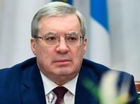 Губернатор Красноярского края Виктор Толоконский написал заявление с просьбой об отставке