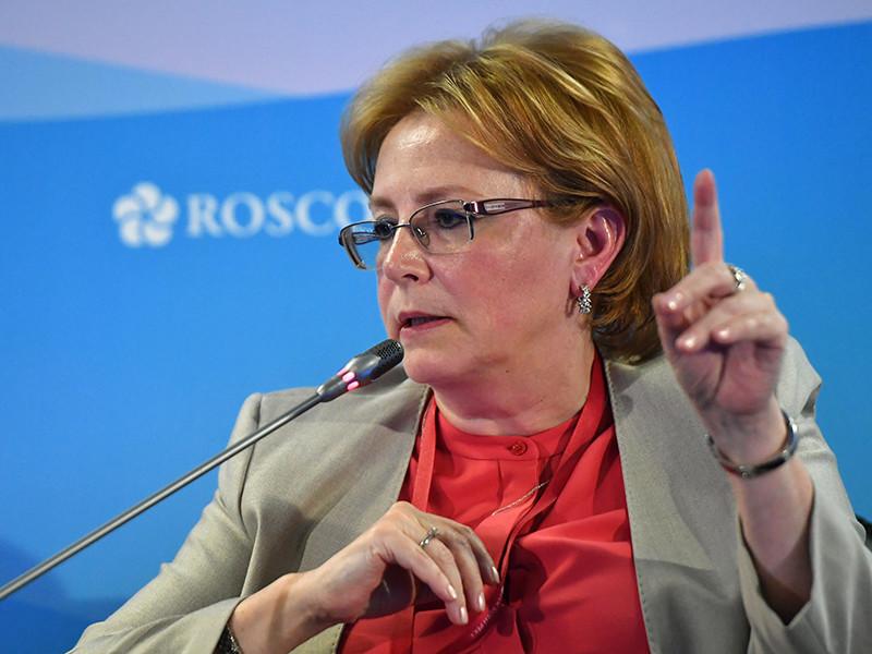 Глава Минздрава Вероника Скворцова рассказала об уровне алкоголизации Дальнего Востока