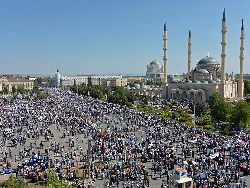 Жители Чечни пожаловались на принуждение к участию в грозненском митинге в поддержку мусульман в Мьянме