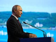 """Путин выразил надежду, что госсекретарь США Тиллерсон покинет """"плохую компанию"""" и """"выйдет на правильный путь сотрудничества"""" с Россией"""