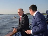 Путину не дали попробовать ярославского молока