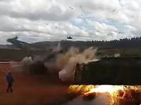 """""""Коммерсант"""" рассказал о подробностях удара с вертолета на учениях """"Запад-2017"""": команды пилот не давал"""