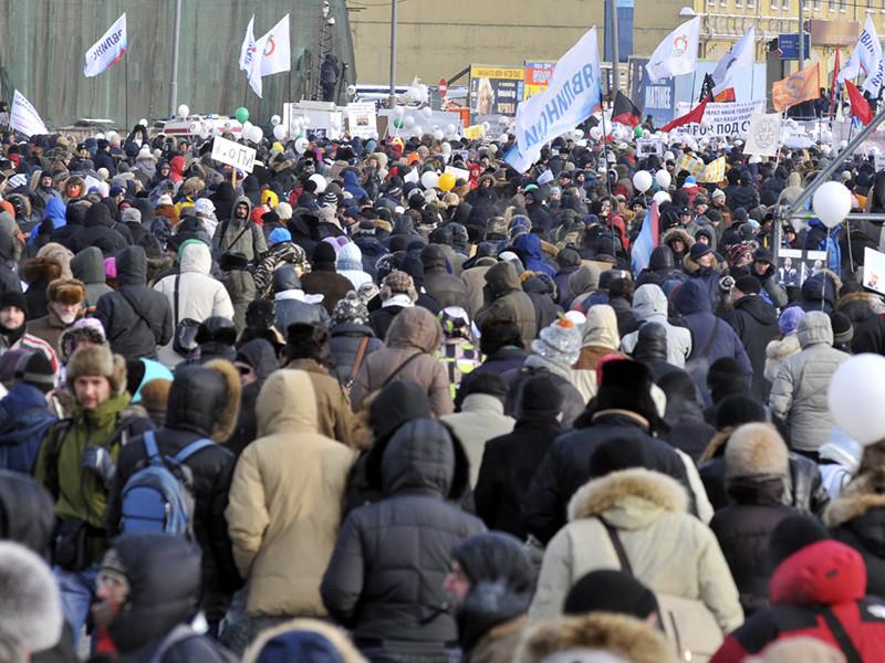 Соединенные Штаты могут попытаться профинансировать акции протеста на всей территории России накануне выборов президента страны, заявил заместитель главы МИД РФ Сергей Рябков