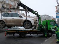 Москвичку оштрафовали за неправильную парковку на 320 тысяч рублей