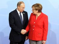 Путин и Меркель подтвердили: РФ и ФРГ продолжат сотрудничество при новом немецком правительстве