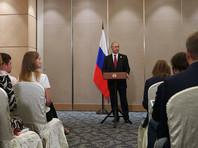 Путин упрекнул чиновников США в незнании географии, рассуждая о КНДР
