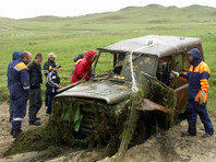 Спасатели подняли со дна Байкала 92 автомобиля, вертолет и самолет