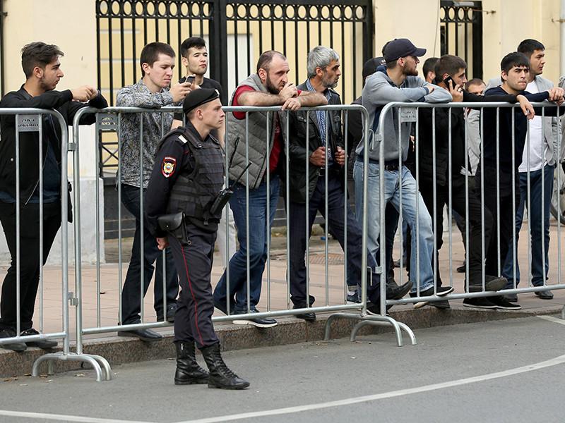Московские власти отказали активистам в проведении пикета в поддержку мусульман Мьянмы