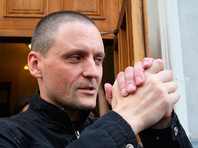 """Удальцов сходил на допрос в Следственный комитет как свидетель, но показаний по """"болотному делу"""" не дал"""