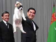 Глава Туркменистана подарил Путину верного и бесстрашного алабая