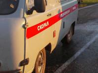 Автобус с детской хоккейной командой столкнулся с двумя автомобилями под Ярославлем