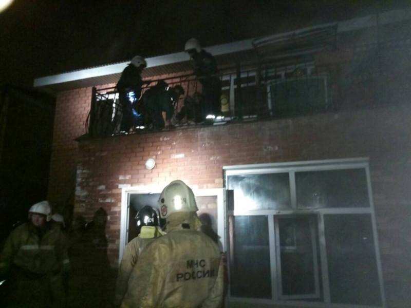 В реанимации иркутской больницы скончалась вторая пострадавшая при пожаре в доме престарелых, произошедшем в ночь на 18 октября