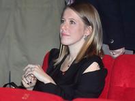 """За время, пока он был в изоляторе, о своем выдвижении объявила телеведущая Ксения Собчак, которая называет себя кандидатом """"против всех"""""""