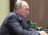 Путин в третий раз продлил действие указа о сокращении собственной зарплаты