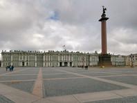 На Дворцовой в центре Петербурга протестующие намерены разбить палаточный лагерь