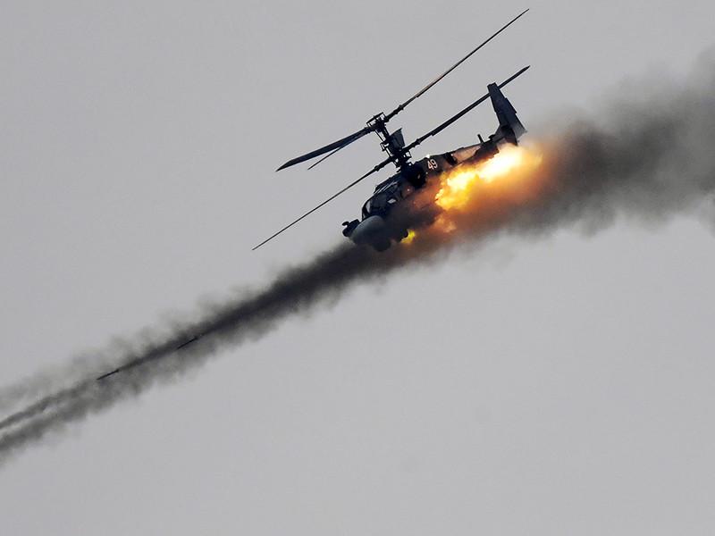 """РБК узнал о втором инциденте с вертолетом Ка-52, выстрелившим ракетой по зрителям на учениях """"Запад-2017"""""""