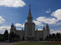 Главное здание МГУ эвакуировали после письма с угрозой ректору Садовничему