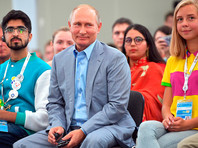 """Путин рассказал """"молодежи 2030"""" о страхе перед солдатами будущего"""