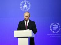 Путин призвал мир подумать о послевоенном восстановлении Сирии