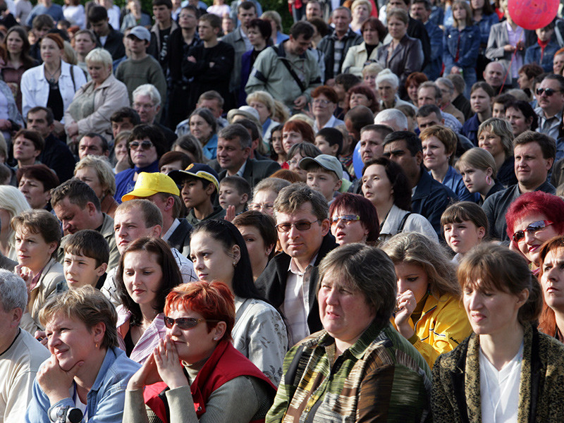 41% россиян полагают, что худшие времена впереди, показал опрос Всероссийского центра изучения общественного мнения