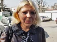 """Первая осужденная """"сепаратистка"""" Дарья Полюдова вышла из колонии"""