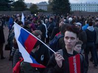 МВД предлагает наказывать за участие молодежи в уличных протестах родителей и учебные заведения