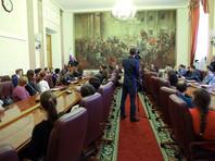 """Бастрыкин также призвал руководителей СК относиться к приходящим к ним людям не с формальной позиции чиновника, а с участием. И заявил студентам, что ведомству нужны люди, получившие """"глубокое нравственное образование"""""""