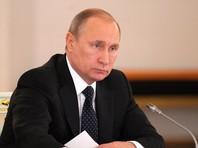 Президент РФ предложил проанализировать работу полиции на акциях протеста