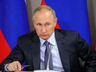 Рейтинг одобрения работы Путина немного снизился, объявили социологи накануне дня рождения президента