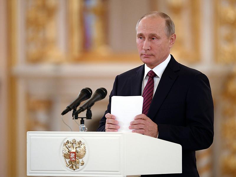 Россия переживает за Испанию в связи с ситуацией вокруг референдума в Каталонии, однако надеется, что кризис удастся преодолеть, заявил президент РФ Владимир Путин на церемонии вручения верительных грамот послами