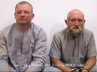 Накануне стало известно, что на сайте связанного с ИГ* агентства Amaq появилось видео, на котором два человека на русском языке рассказывают о том, как попали в плен