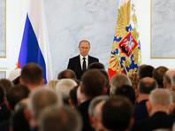 СМИ: Путин объявит об участии в выборах во время послания к Федеральному собранию