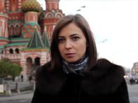 """Поклонская в день выхода """"Матильды"""" в прокат записала новое видеообращение к генпрокурору Чайке, напомнив ему о расследовании Навального"""
